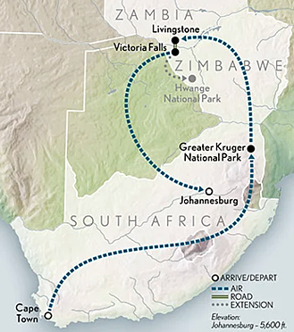 A&K South Africa