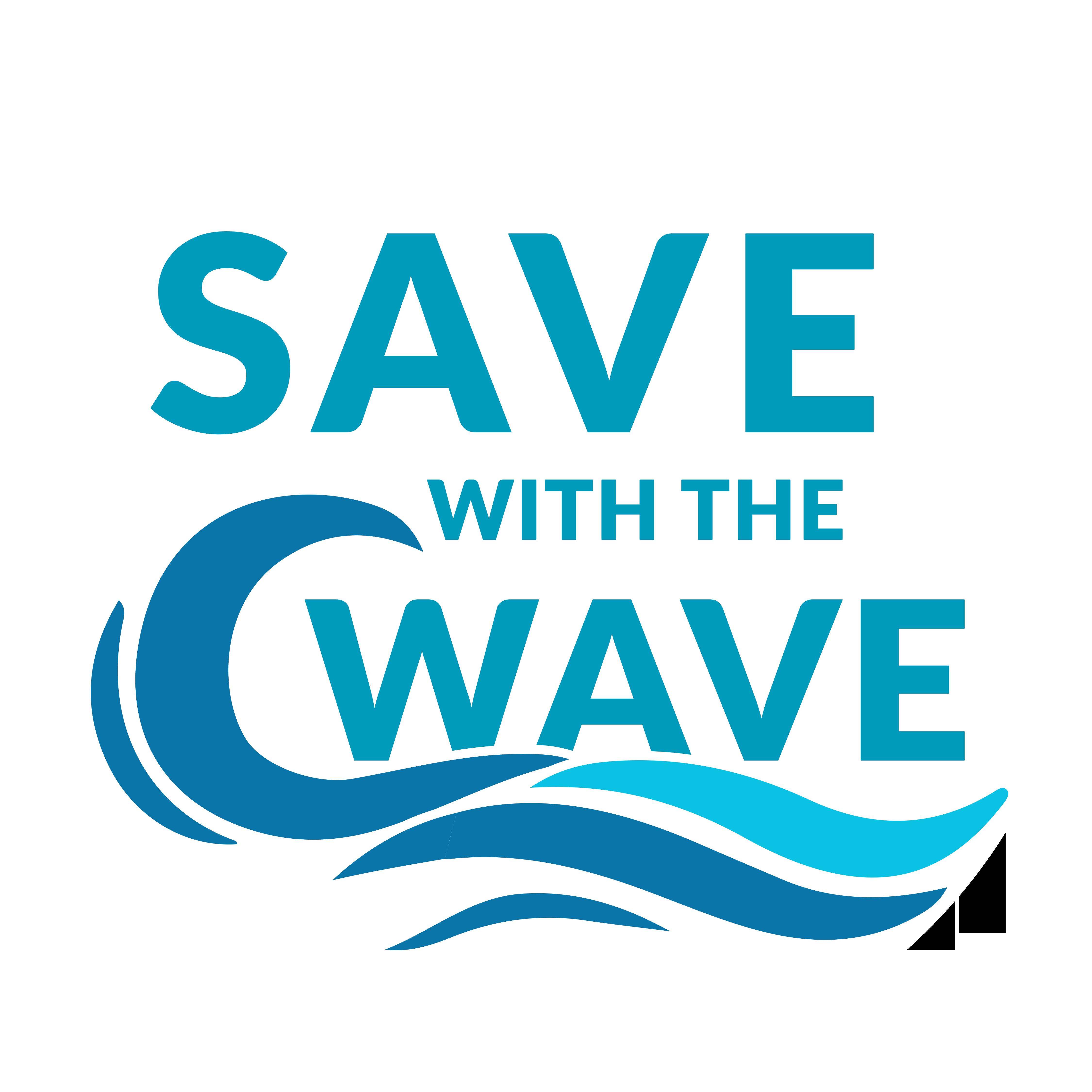 Savewiththewave