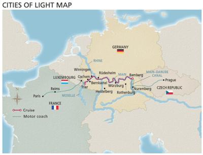 Viking Cities of Light
