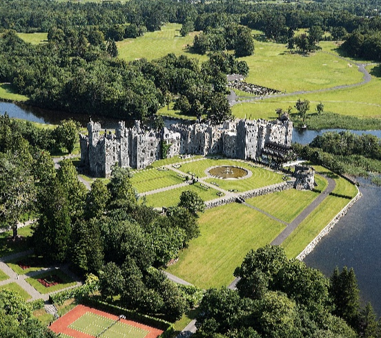 Ashford Castle, Ireland exterior-Ashford Castle Exterior-1