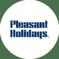 Pleasant Holidays Circle Logo